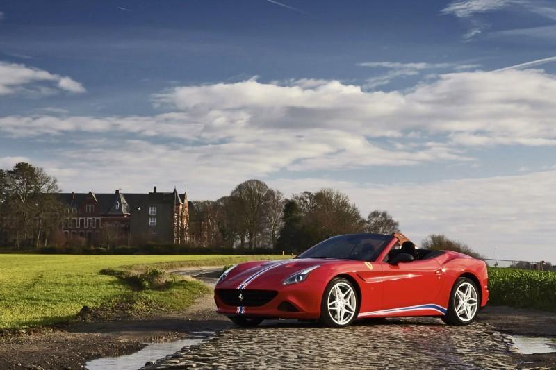 2016 Ferrari California T Red Tailor Made 9
