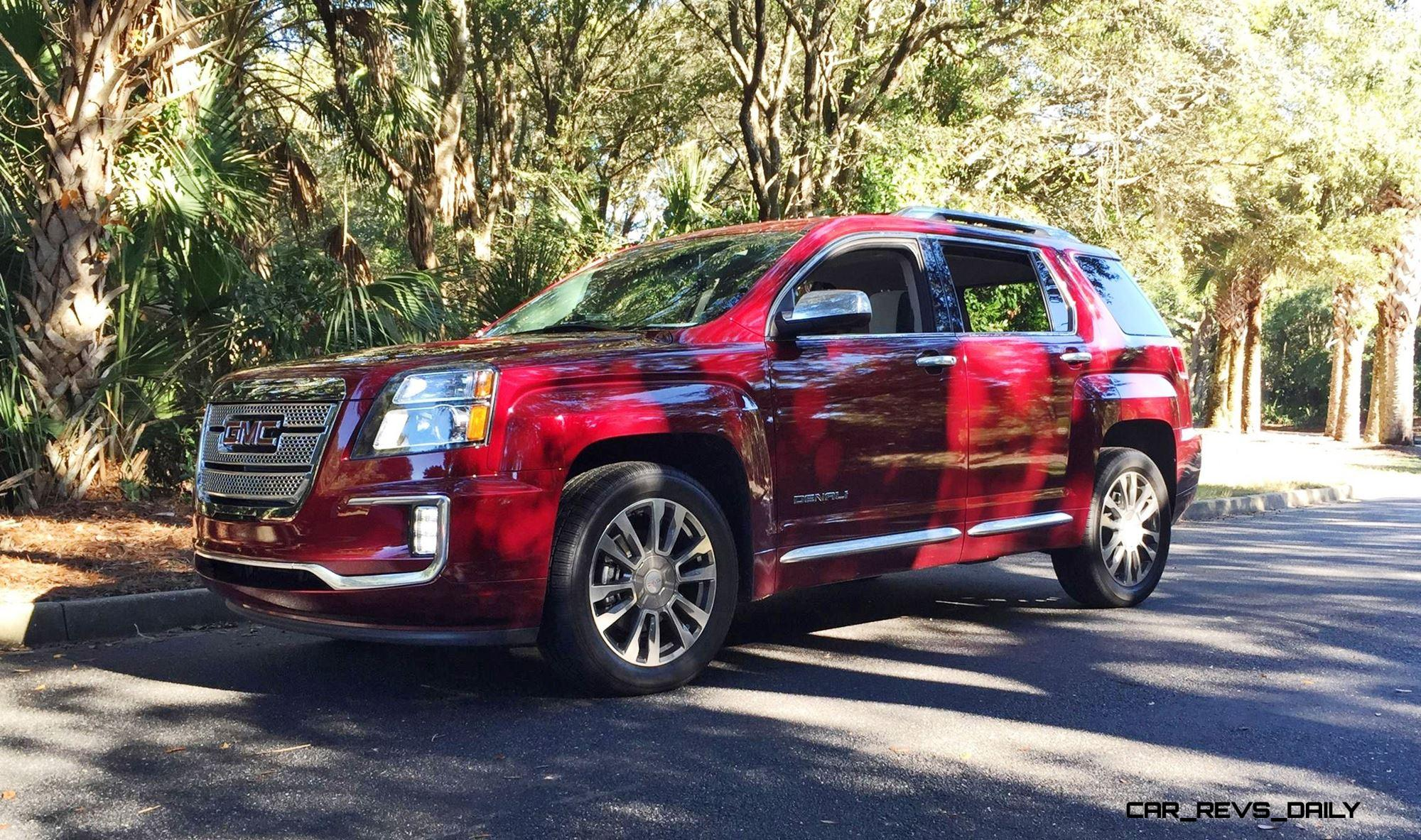 ny debuts 2017 gmc terrain nightfall edition. Black Bedroom Furniture Sets. Home Design Ideas