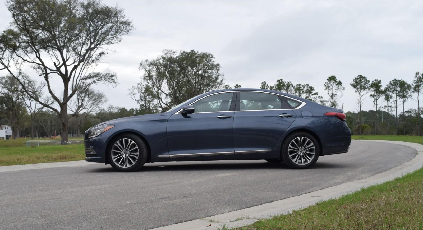 Hd road test review 2016 hyundai genesis ultimate v6 rwd - 2016 hyundai genesis sedan interior ...