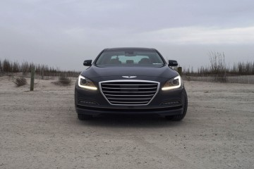 HD Road Test Review – 2016 Hyundai GENESIS Ultimate V6 RWD