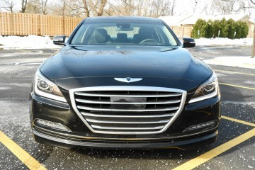 2016 Hyundai Genesis AWD 3.8 Review 1