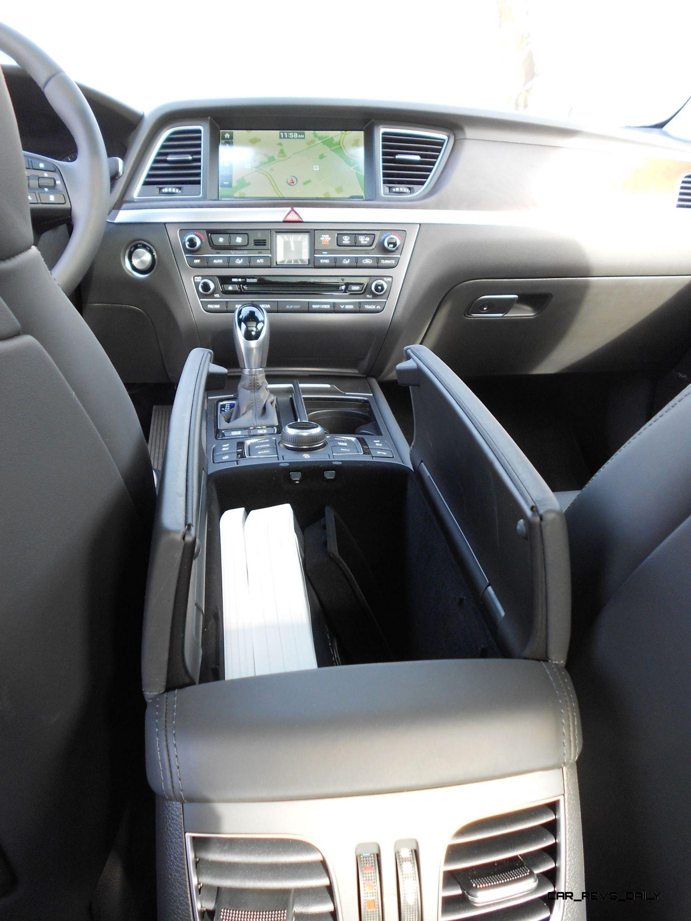 2016 hyundai genesis awd 3 8 review interior 7 - 2016 hyundai genesis sedan interior ...