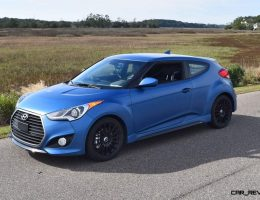 HD Road Test Review – 2016 Hyundai Veloster RALLY Turbo 6-Speed Manual