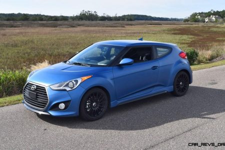 HD Road Test Review - 2016 Hyundai Veloster RALLY Turbo 6-Speed