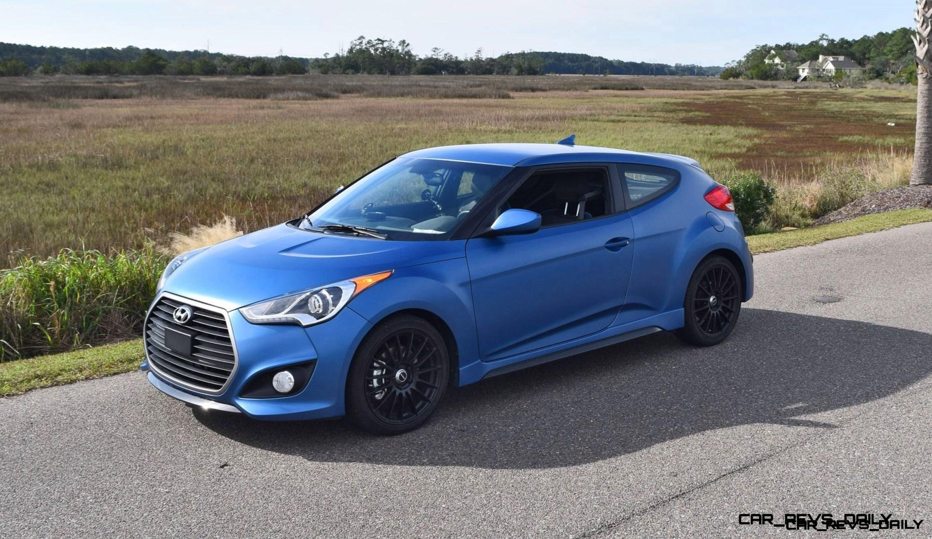 HD Road Test Review - 2016 Hyundai Veloster RALLY Turbo 6-Speed Manual
