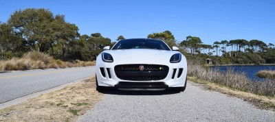2016 JAGUAR F-Type R AWD White with Black Pack  103