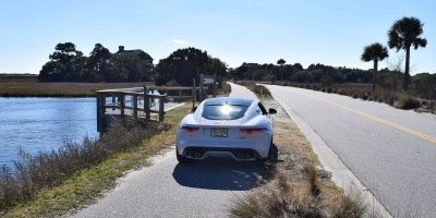 2016 JAGUAR F-Type R AWD White with Black Pack 48