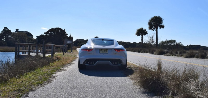 2016 JAGUAR F-Type R AWD White with Black Pack  49