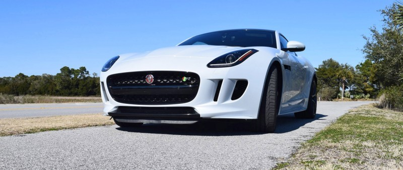2016 JAGUAR F-Type R AWD White with Black Pack  78