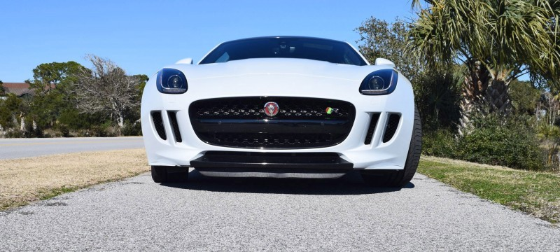 2016 JAGUAR F-Type R AWD White with Black Pack 79