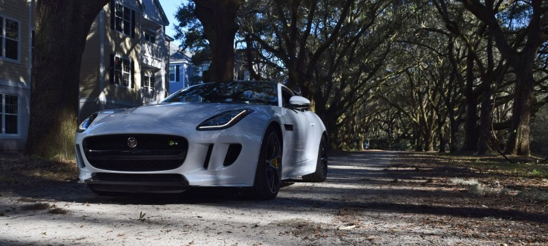 2016 JAGUAR F-Type R AWD White with Black Pack 89