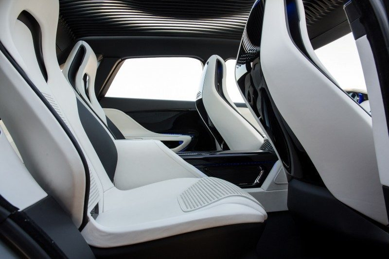 2016 JAGUAR XQ-Type Preview - C-X17 SUV INTERIOR 24