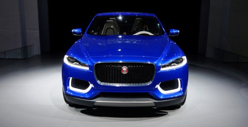 2016 JAGUAR XQ-Type Preview - C-X17 SUV in 150 Photos, 4 Colors 1