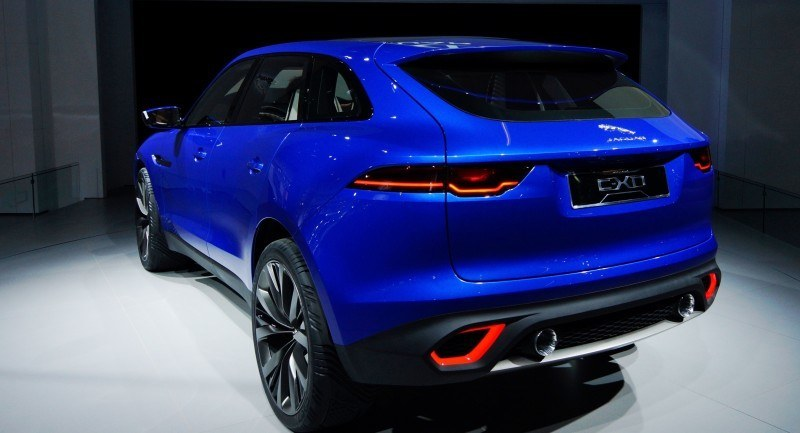 2016 JAGUAR XQ-Type Preview - C-X17 SUV in 150 Photos, 4 Colors 10