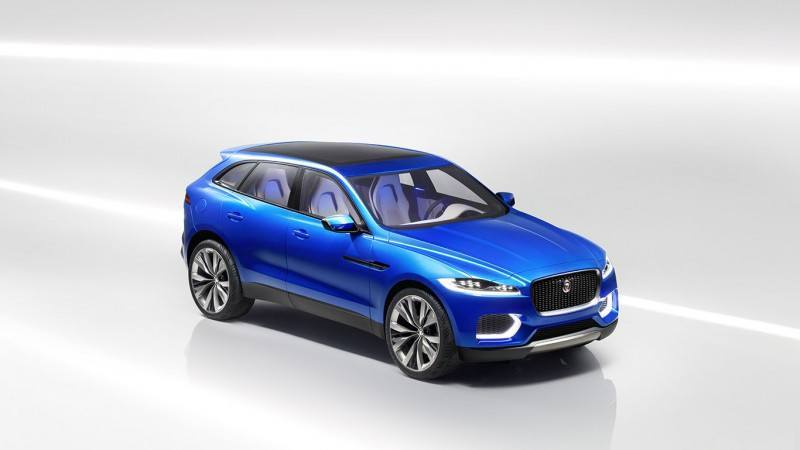 2016 JAGUAR XQ-Type Preview - C-X17 SUV in 150 Photos, 4 Colors 101