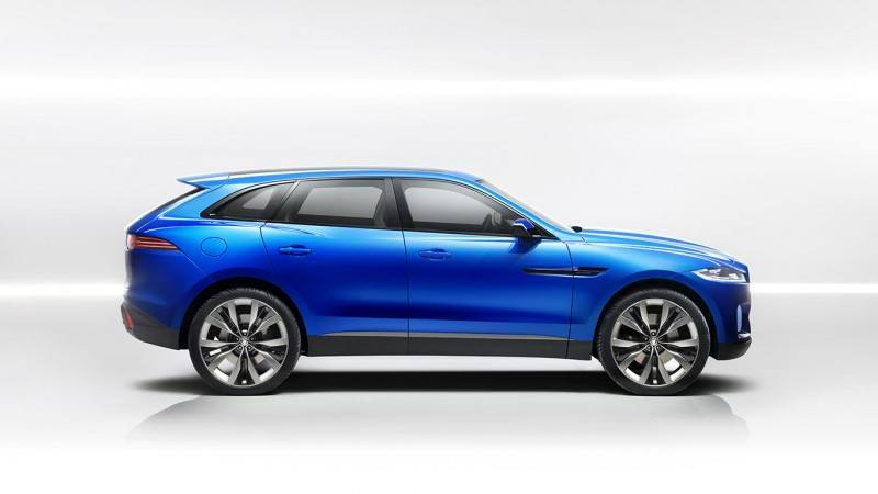 2016 JAGUAR XQ-Type Preview - C-X17 SUV in 150 Photos, 4 Colors 102