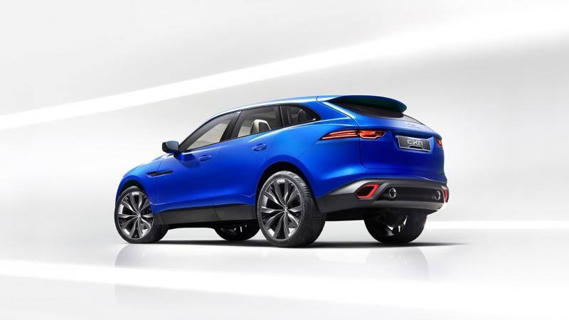 2016 JAGUAR XQ-Type Preview - C-X17 SUV in 150 Photos, 4 Colors 103