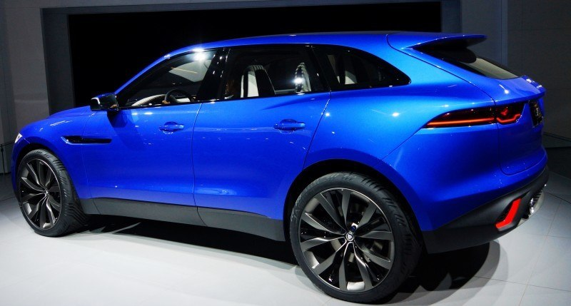 2016 JAGUAR XQ-Type Preview - C-X17 SUV in 150 Photos, 4 Colors 11