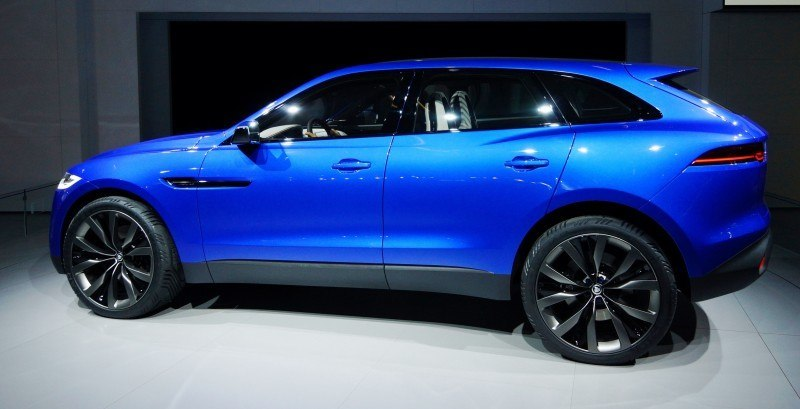 2016 JAGUAR XQ-Type Preview - C-X17 SUV in 150 Photos, 4 Colors 12