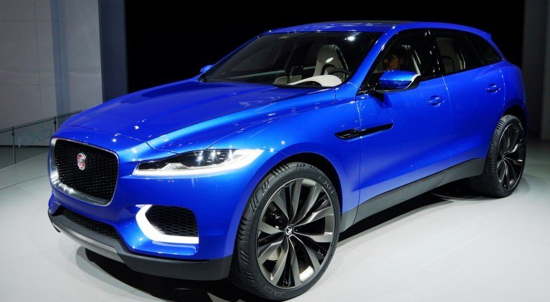 2016 JAGUAR XQ-Type Preview - C-X17 SUV in 150 Photos, 4 Colors 13