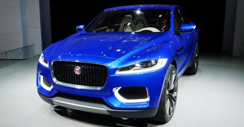 2016 JAGUAR XQ-Type Preview - C-X17 SUV in 150 Photos, 4 Colors 14