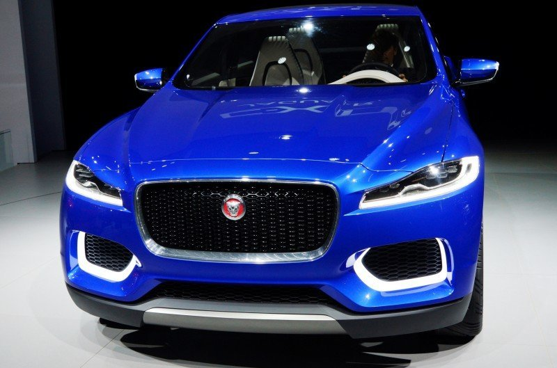 2016 JAGUAR XQ-Type Preview - C-X17 SUV in 150 Photos, 4 Colors 15