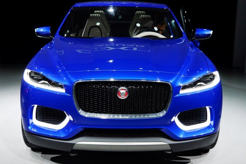 2016 JAGUAR XQ-Type Preview - C-X17 SUV in 150 Photos, 4 Colors 16