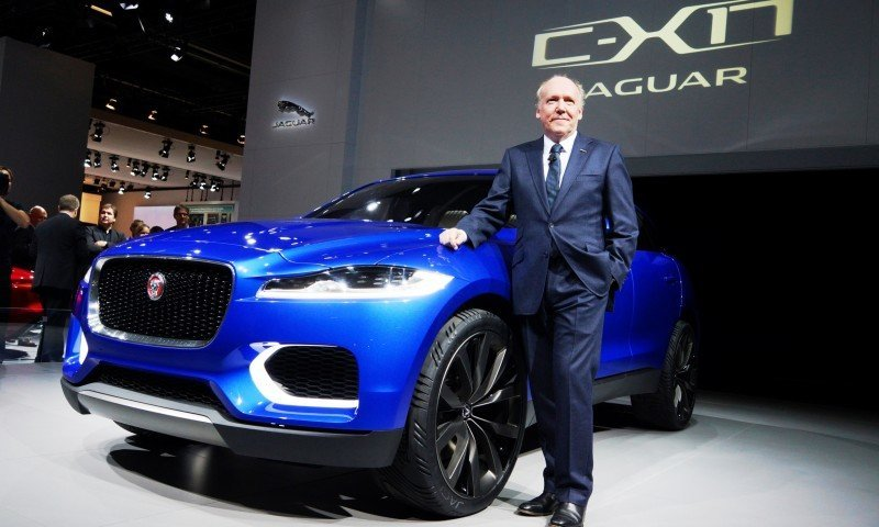 2016 JAGUAR XQ-Type Preview - C-X17 SUV in 150 Photos, 4 Colors 17