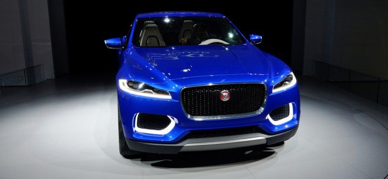 2016 JAGUAR XQ-Type Preview - C-X17 SUV in 150 Photos, 4 Colors 2