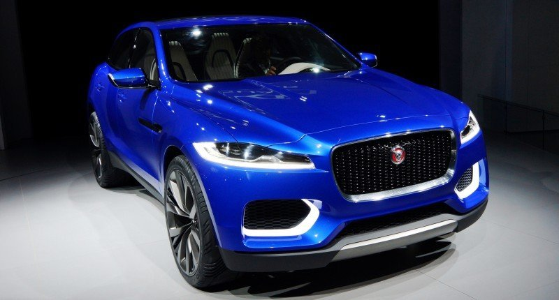 2016 JAGUAR XQ-Type Preview - C-X17 SUV in 150 Photos, 4 Colors 3
