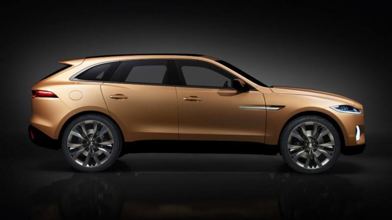 2016 JAGUAR XQ-Type Preview - C-X17 SUV in 150 Photos, 4 Colors 33
