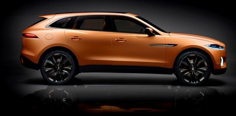 2016 JAGUAR XQ-Type Preview - C-X17 SUV in 150 Photos, 4 Colors 35