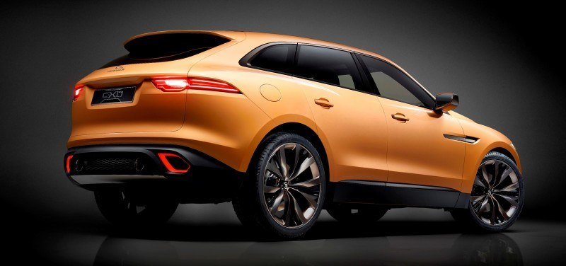 2016 JAGUAR XQ-Type Preview - C-X17 SUV in 150 Photos, 4 Colors 36