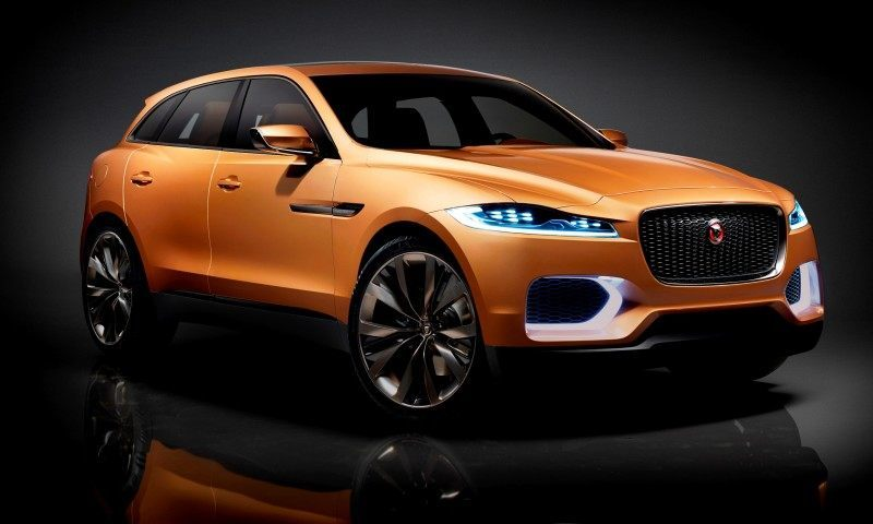 2016 JAGUAR XQ-Type Preview - C-X17 SUV in 150 Photos, 4 Colors 37