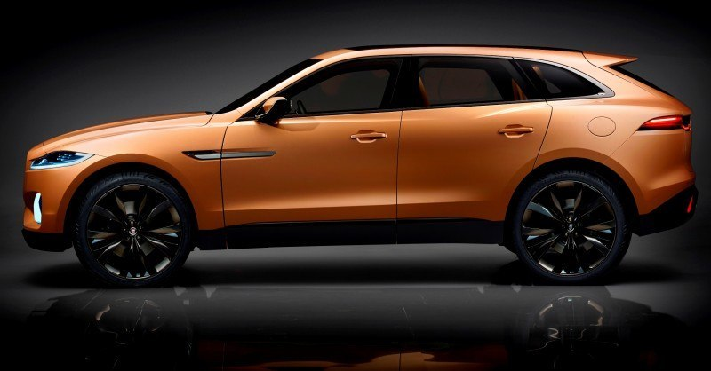 2016 JAGUAR XQ-Type Preview - C-X17 SUV in 150 Photos, 4 Colors 38