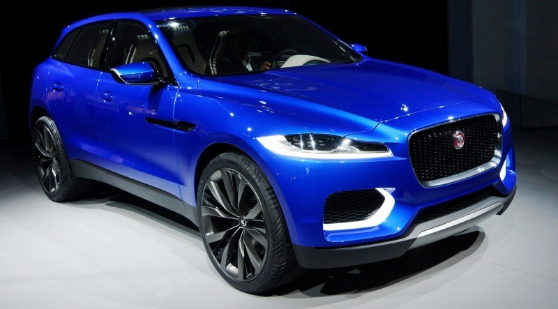 2016 JAGUAR XQ-Type Preview - C-X17 SUV in 150 Photos, 4 Colors 4