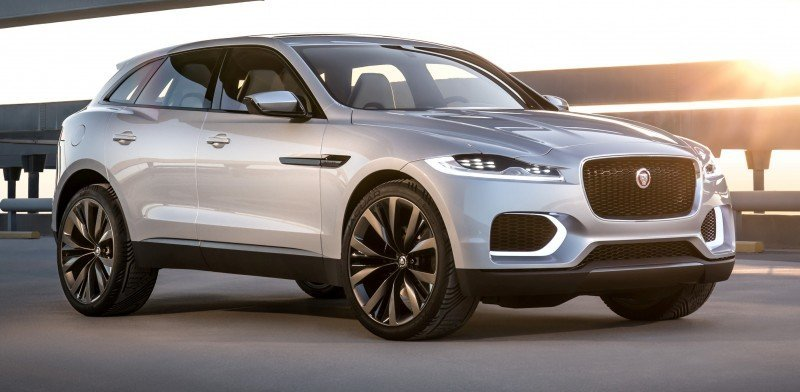 2016 JAGUAR XQ-Type Preview - C-X17 SUV in 150 Photos, 4 Colors 40
