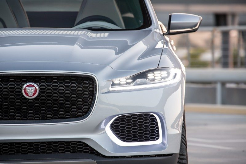 2016 JAGUAR XQ-Type Preview - C-X17 SUV in 150 Photos, 4 Colors 41