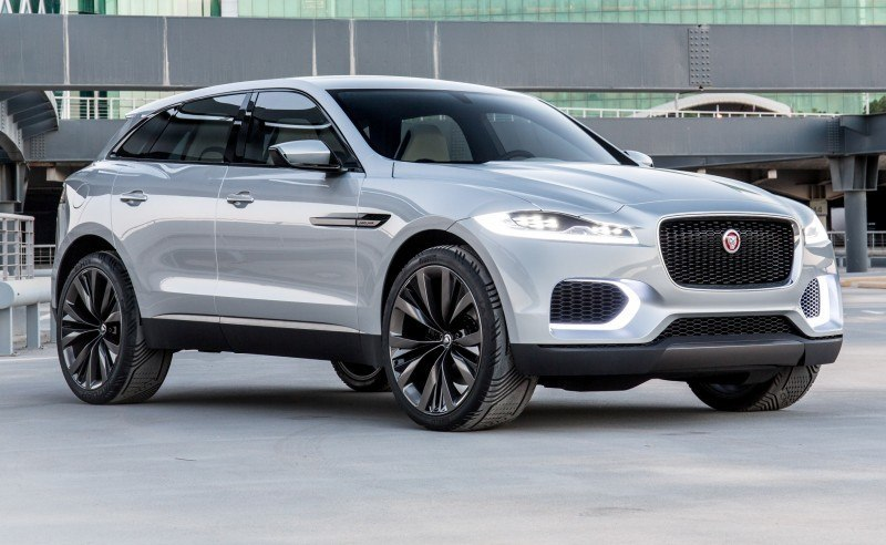 2016 JAGUAR XQ-Type Preview - C-X17 SUV in 150 Photos, 4 Colors 42