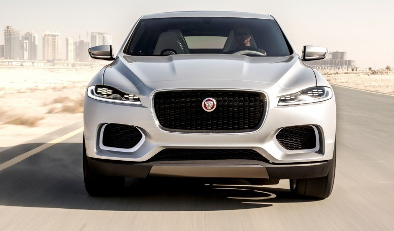 2016 JAGUAR XQ-Type Preview - C-X17 SUV in 150 Photos, 4 Colors 46