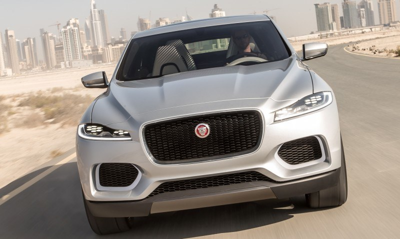 2016 JAGUAR XQ-Type Preview - C-X17 SUV in 150 Photos, 4 Colors 47