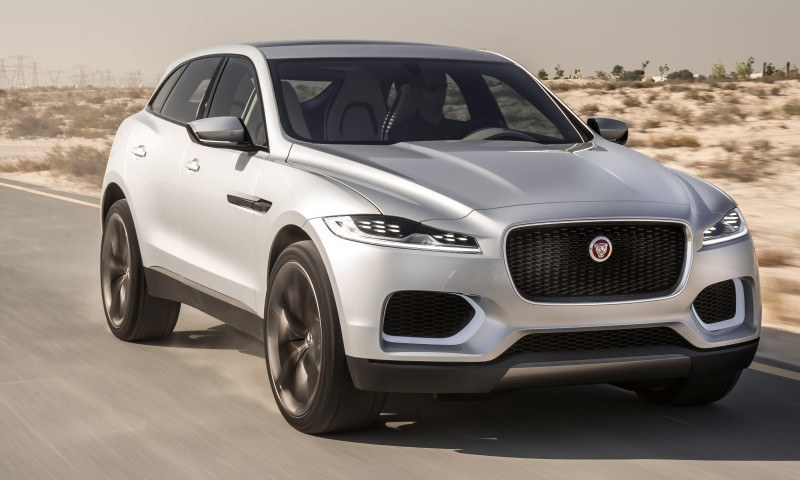 2016 JAGUAR XQ-Type Preview - C-X17 SUV in 150 Photos, 4 Colors 48