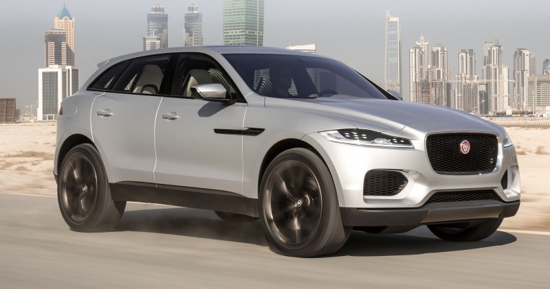 2016 JAGUAR XQ-Type Preview - C-X17 SUV in 150 Photos, 4 Colors 50