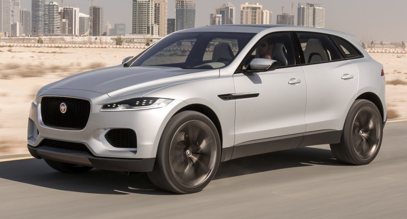 2016 JAGUAR XQ-Type Preview - C-X17 SUV in 150 Photos, 4 Colors 51