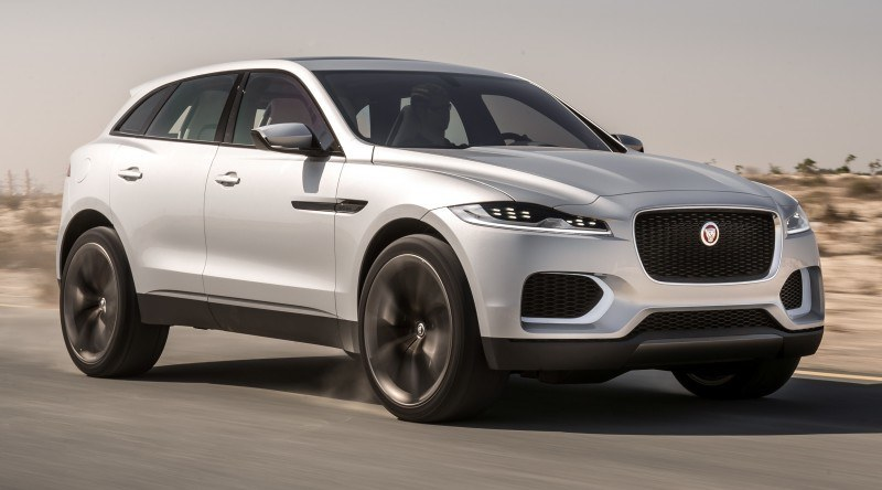 2016 JAGUAR XQ-Type Preview - C-X17 SUV in 150 Photos, 4 Colors 52