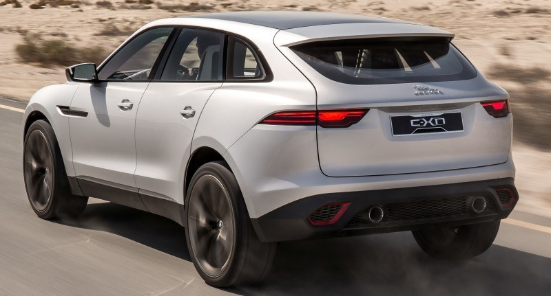 2016 JAGUAR XQ-Type Preview - C-X17 SUV in 150 Photos, 4 Colors 53