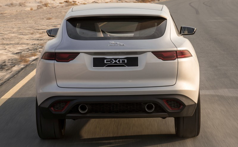 2016 JAGUAR XQ-Type Preview - C-X17 SUV in 150 Photos, 4 Colors 54