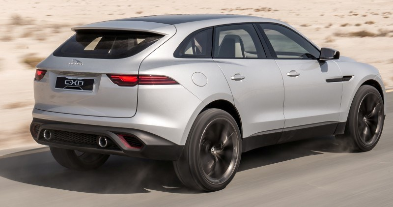 2016 JAGUAR XQ-Type Preview - C-X17 SUV in 150 Photos, 4 Colors 55