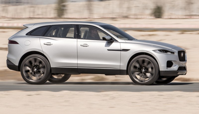 2016 JAGUAR XQ-Type Preview - C-X17 SUV in 150 Photos, 4 Colors 56