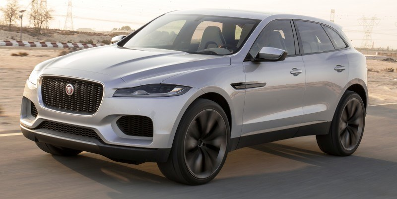 2016 JAGUAR XQ-Type Preview - C-X17 SUV in 150 Photos, 4 Colors 58